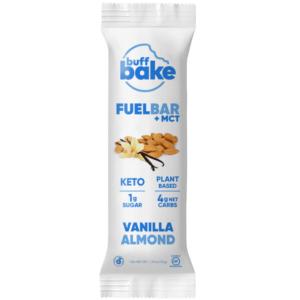 Buff Bake Vanilla Almond Fuel Bar