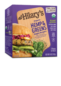 Hemp & Greens Burger