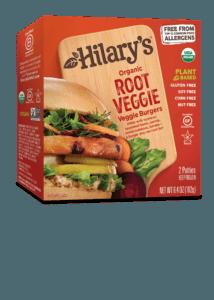 Root Veggie Burger