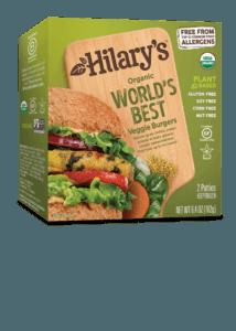 World's Best Veggie Burger